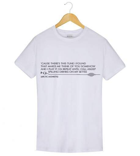 Camiseta - Arctic Monkeys - do I Wanna Know? - Masculino