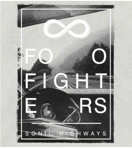 Camiseta Foo Fighters - Sonic Highways - Feminino