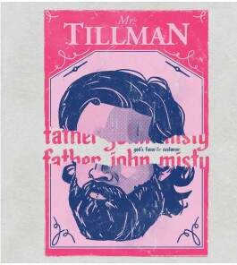 Camiseta Mr. Tillman - Father John Misty - Masculino