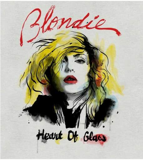 Camiseta - Blondie - Debbie Harry - Masculino