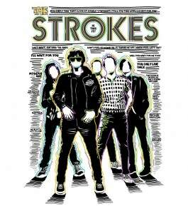 Camiseta The Strokes - Is This It 2 - Masculino