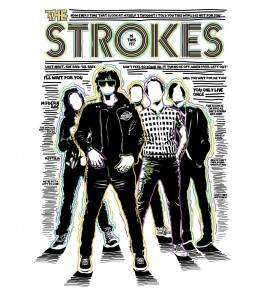 Camiseta The Strokes - Is This It 2 - Feminino