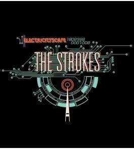Camiseta - Electricityscape - The Strokes - Feminino