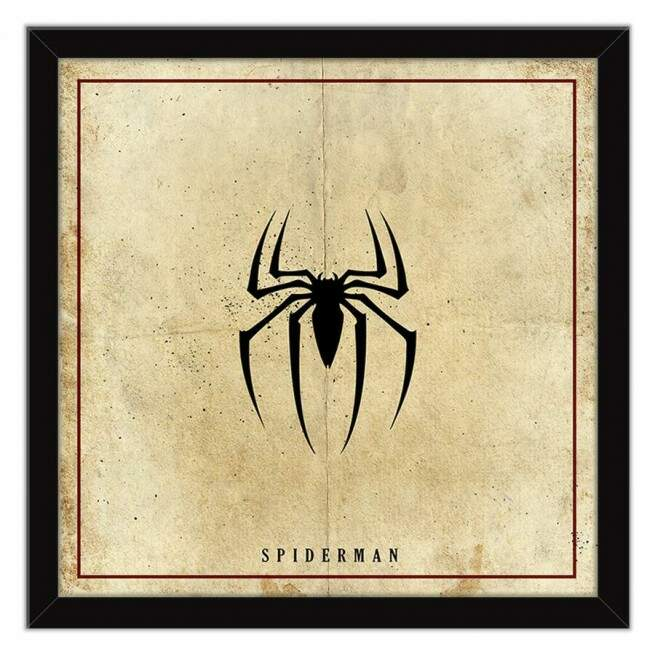 Quadro Decorativo Geeks Spider-Man