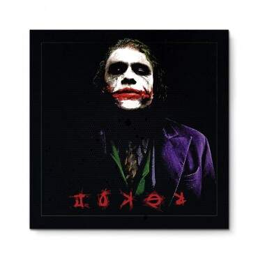 Quadro Decorativo Geeks Joker