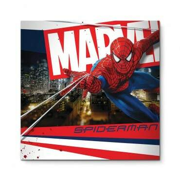 Quadro Decorativo Geeks Spider-Man City