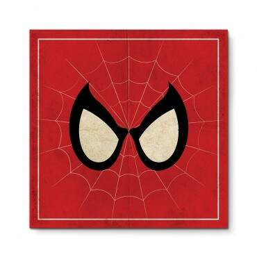 Quadro Decorativo Geeks Spiderman