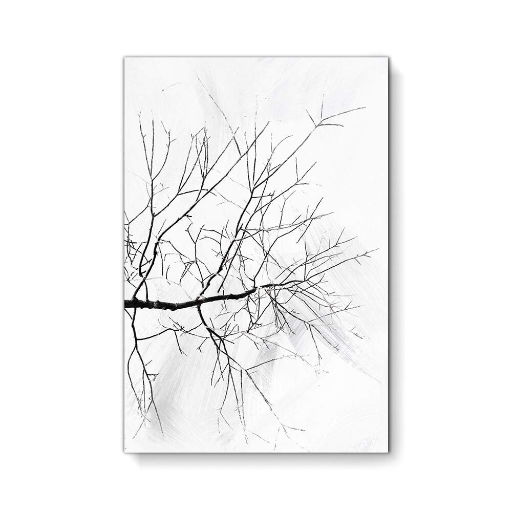 Quadro Decorativo Abstrato Natureza Morta