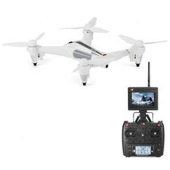 Drone Wltoys X300-F 5.8G FPV HD 720P, Display, Sensor OPTICO FPV