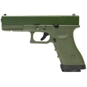 PISTOLA DE AIRSOFT WE G17 GEN3 BLOWBACK