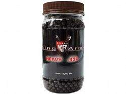 Bbs Airsoft King Arms 0,43g