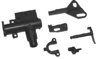 KIT Hop up Chamber MP5 Series