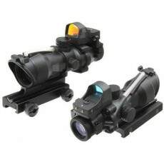 Mira Holográfica Airsoft 4x32 Magnified Scope