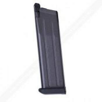 Magazine WE GBB Hi-Capa 4.3 28 Rounds Black