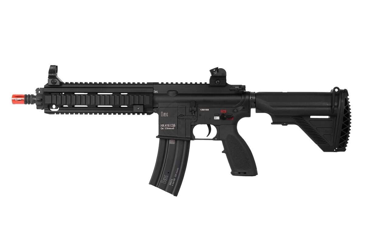 RIFLE DE AIRSOFT ELETRICO EVO ARMS HK416 FULL METAL