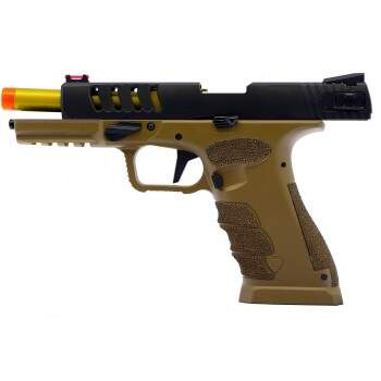 Airsoft Pistol APS  SHARK Blowback