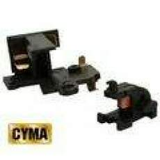 SWITCH V2 gearbox CYMA
