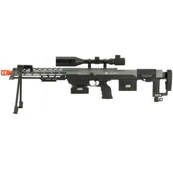 Airsoft ARES SNIPER GAS DSR-1 GRY MSR-020