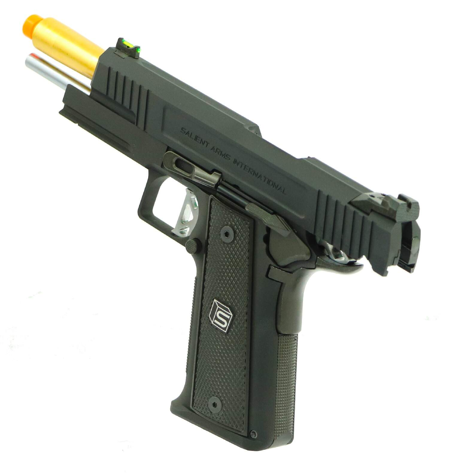 PISTOLA AIRSOFT EMG SALIENT ARMS DS5.1 GREEN GAS