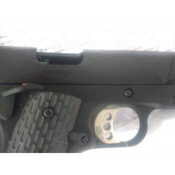 Pistola de airsoft green gas R-28  Army Armament GBB 1911 Pistol - Black