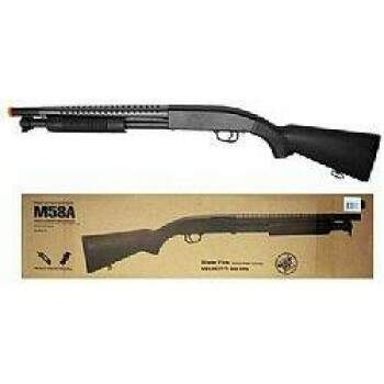 Airsoft Shotgun SPRING ACTION M58A