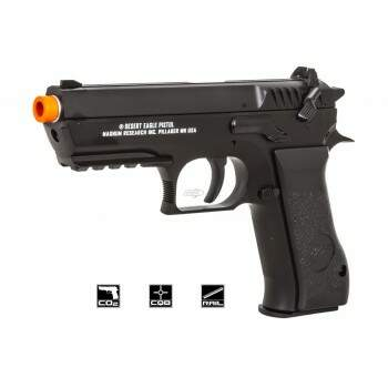 AIRSOFT DESERT EAGLE BABY Jerichó co2