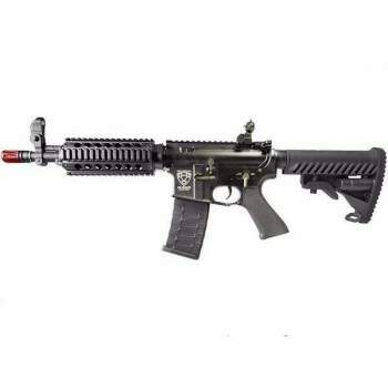 Airsoft Eletrico APS 103 FULL Metal