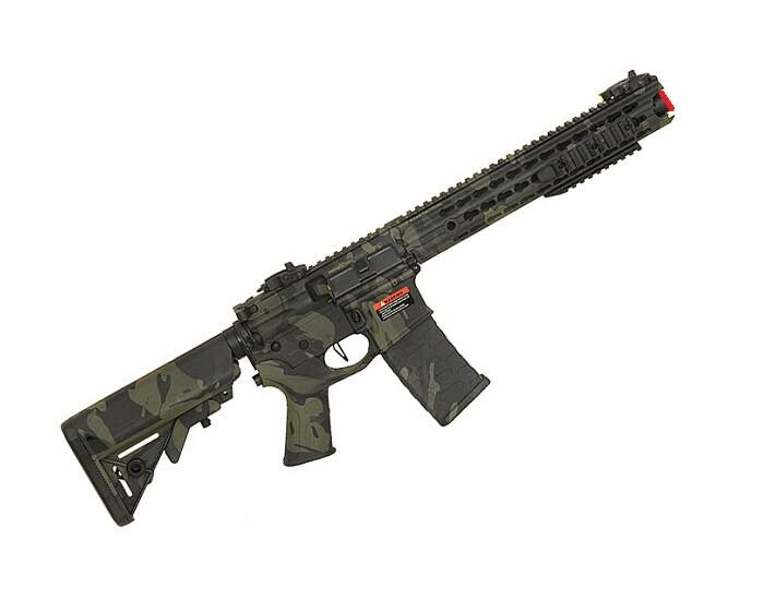 Airsoft Eletrico APS CONCEPTION ASR 116 FULLMETAL SERIES