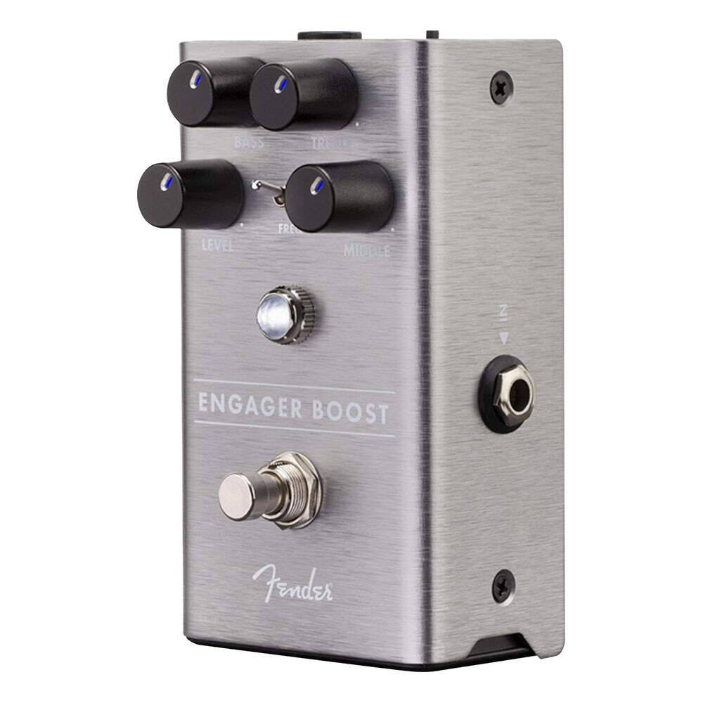Pedal Fender Engager Boost Para Guitarra