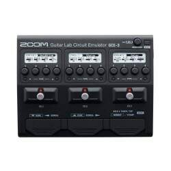Interface de Áudio Zoom Gce-3 Para Guitarra e Baixo