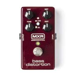 Pedal Dunlop Mxr Bass Distortion M85 Para Contrabaixo