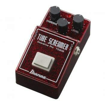 Pedal Ibanez Tube Screamer Ts-808 40th Overdrive Pro