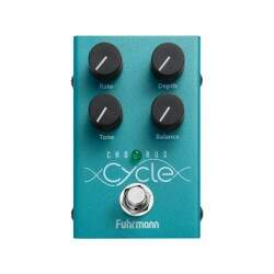 Pedal Fuhrmann Cycle Chorus Para Guitarra Co10
