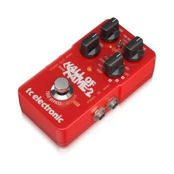 Pedal Tc Electronic Hall Of Fame 2 Reverb