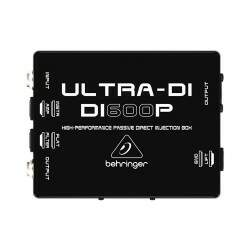 Direct Box Passivo Behringer Di600p Ultra-Di