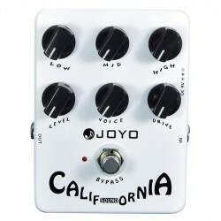 Pedal Joyo Guitarra Amp Simulator California Sound Jf-15