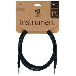Cabo Planet Waves Violao Guitarra Baixo Pw-cgt-15 4,57m