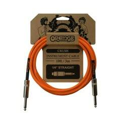 Cabo Orange Crush 3m 10ft P10 Plug Reto Ca034