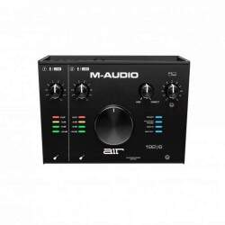 Interface De Áudio M-Audio Air 192 6 Usb 24 Bits 192Khz