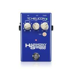 Pedal Para Voz Tc Helicon Harmony Singer 2 Vocal
