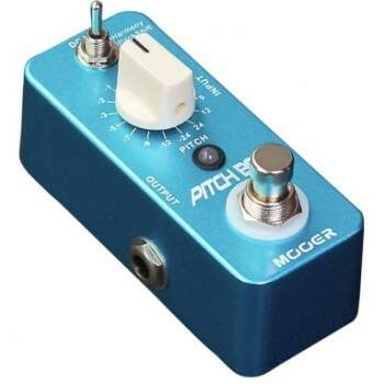Pedal Mooer Pitch Box Harmony Pitch Shifting Mpbhps
