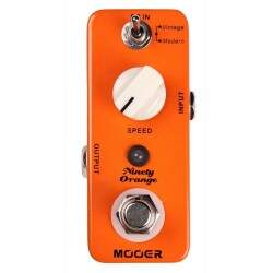 Pedal Mooer Ninety Orange Analog Phaser - Mnoap