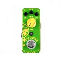 Pedal Mooer The Juicer Overdrive Neil Zaza Anz1