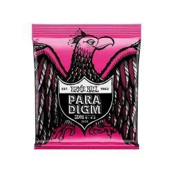 Encordoamento Guitarra Ernie Ball Slinky Paradigm 009 042