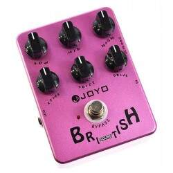 Pedal Guitarra British Sound Joyo JF-16