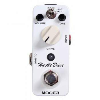 Pedal Mooer Hustle Drive Distortion Mhdd