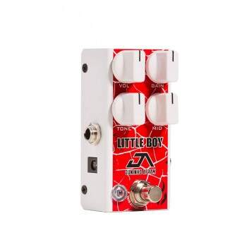 Pedal Juninho Afram Little Boy Fire Custom Shop