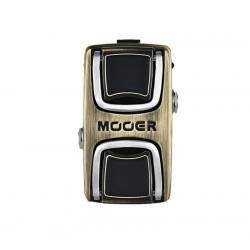 Pedal Mooer Guitarra Wah The Wather Micro Series Wcw1