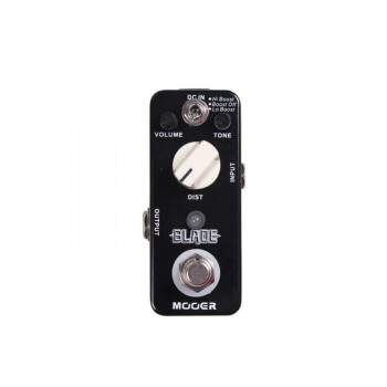 Pedal Mooer Guitarra Blade Metal Distortion Mbmd