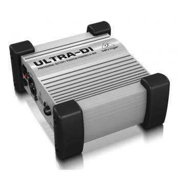 Direct Box Ativo Behringer DI100 Ultra-DI